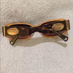 Women's Addison Coach Sunglasses